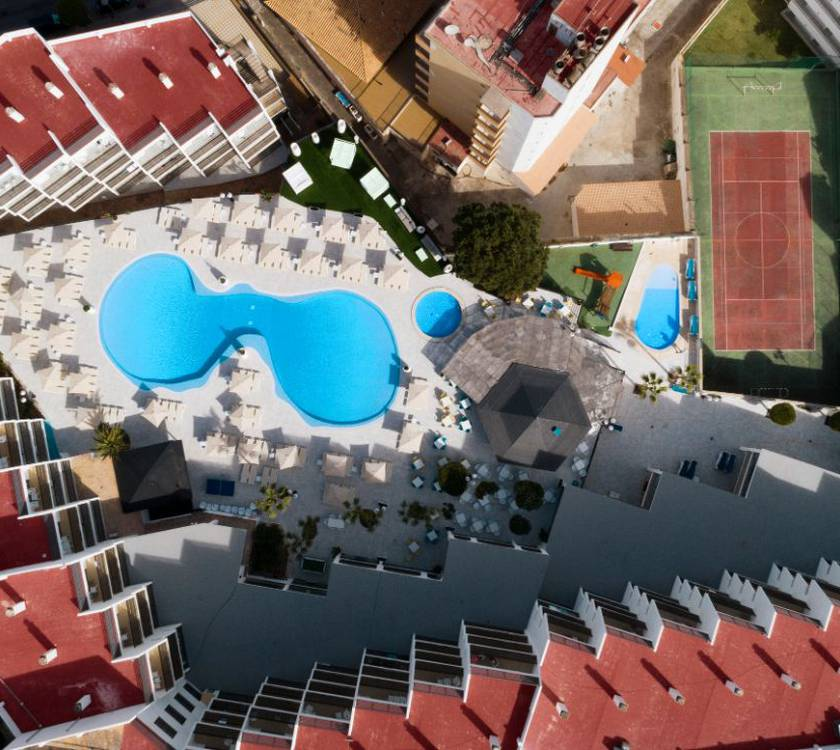 Exteriores hotel palmanova suites by trh magaluf